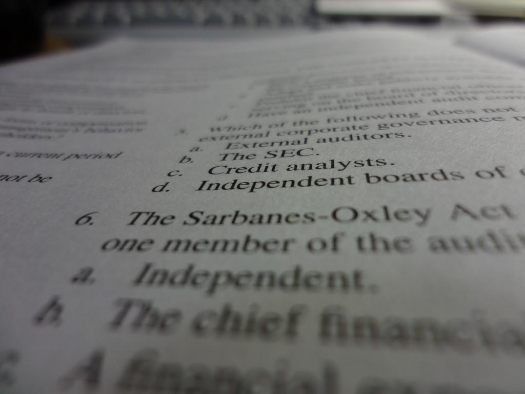 英語の会計の教科書